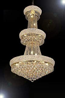 French Empire Crystal Chandelier Chandeliers H50