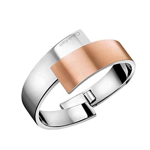 Calvin Klein Damen-Strangarmband Edelstahl KJ2HPD28010S