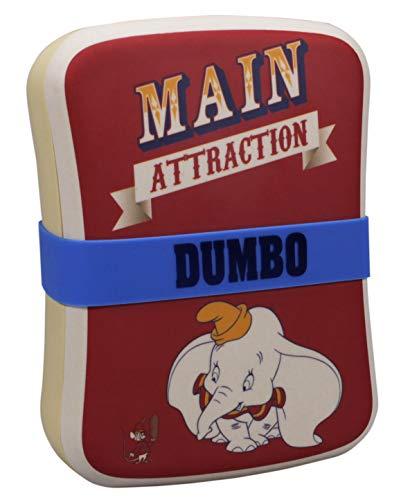Half Moon Bay Fiambrera de bambú de Dumbo de Disney - Principal atracción