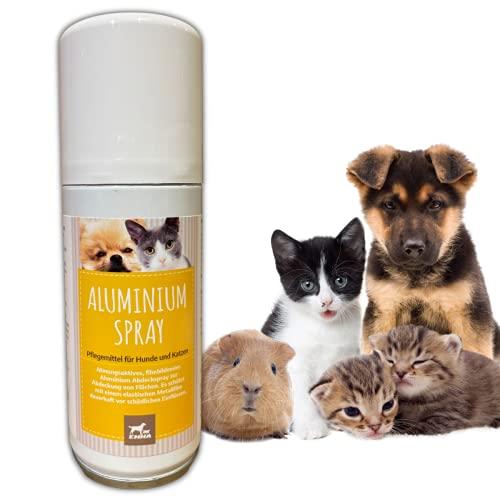 Silverspray för djur I sårspray för sårskydd hund katt husdjur I silver spray sårläkning I aluminium spray sårdesinfektion I sprayplåster andas sprayförband sårvård 100 ml