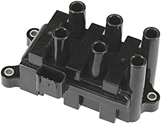 New Ignition Coil For 2001-2008 Ford E-150, Mazda B3000, Mercury Cougar, Replaces 1F2118100, 6736001, 1F2U12029AC, 5F2E12029AB, 5F2Z12029AD