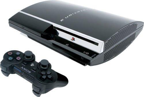 Console PS3 80 Go noire + Manette Dual Shock 3 - noire