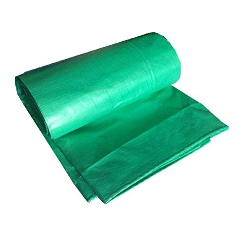 Parasols Bâche de Protection de bâche imperméable de bâche de Protection de bâche de Sun de bâche de Soleil Anti-vieillissement, Stores et auvents (Color : Green, Size : 8 * 10 m/315 * 394 inch)