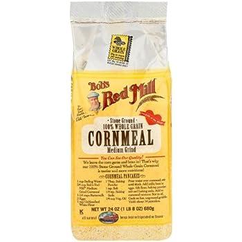 Bob's Red Mill Medium Grind Cornmeal - 24 oz
