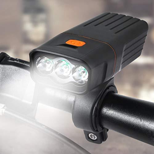 SALUTUYA Safety Warning Lamp Plastic,for Road Mountain Bike