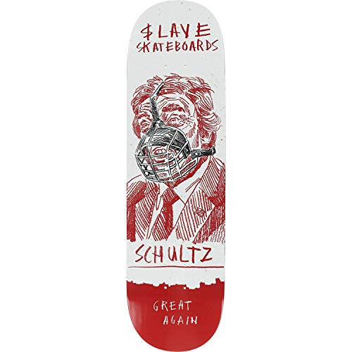 Slave Skateboards Anthony Shultz No Problems Series Great Again 8.37 Deck