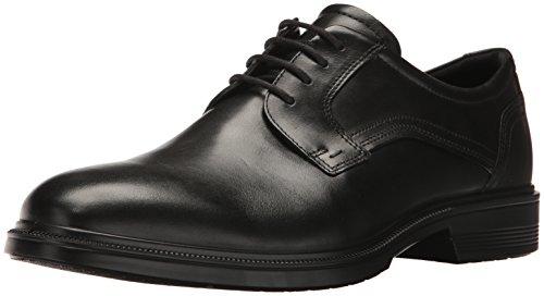 Ecco Herren LISBON Derbys, Schwarz (Black 1001), 45 EU