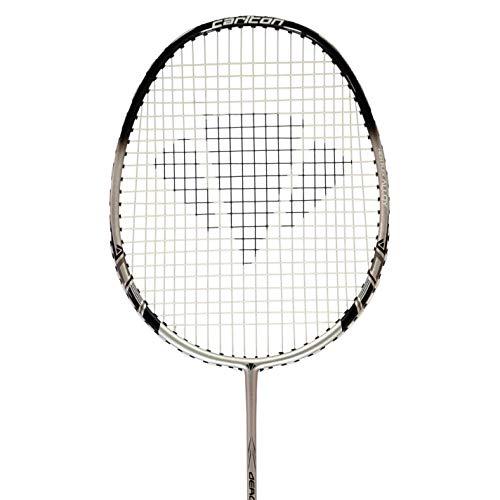 Carlton Unisex Aeroblade 2.0 Badminton Racket Graphite Silver/Black One Size