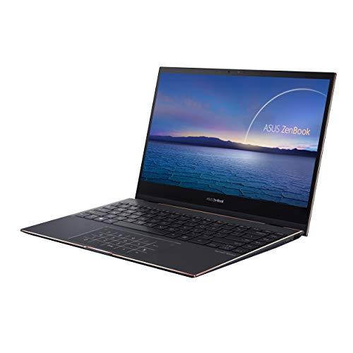 ASUS ノートパソコン ZenBook Flip S UX371EA(インテル Core i5-1135G7/8GB, 512GB/約1.25kg/13.3インチ/Wifi 6/専用スリーブ・ASUS PEN SA201H付き/EVO準拠モデル)【日本正規代理店品】【あんしん保証】UX371EA-HR010T/A