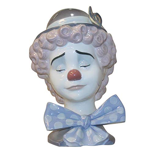 Lladro Figurine 5611 Sad Clown
