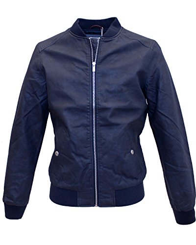 Tom Tailor Denim Herren Bomberjacke blau XXL