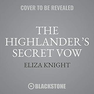 The Highlander's Secret Vow cover art