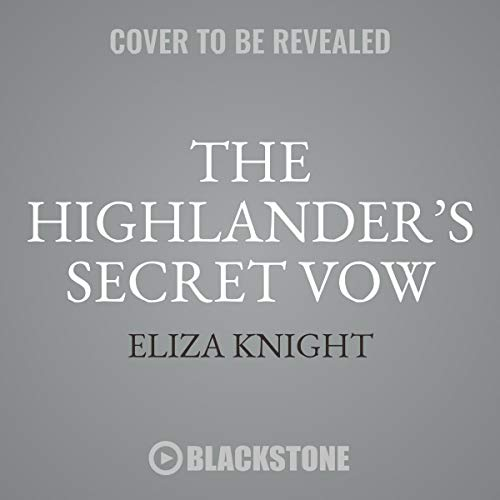 The Highlander's Secret Vow audiobook cover art