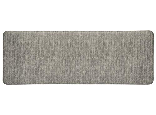 Imprint Cumulus9 Dove Runner Kitchen Mat (26 x 72 x 5/8 in.)