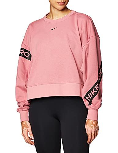 Nike Felpa Donna Art. CU4658 CipriaBlk Donna MOD. CU4658 M