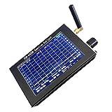 Analizzatore di spettro portatile 4.3inch schermo LCD 35M-4400MHZ semplice professionale per Interphone segnale MeasurementElectronic strumento di misura