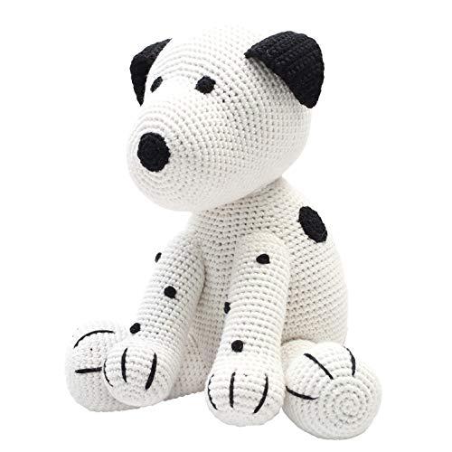 natureZOO XL Kuscheltier (Weißer Hund)