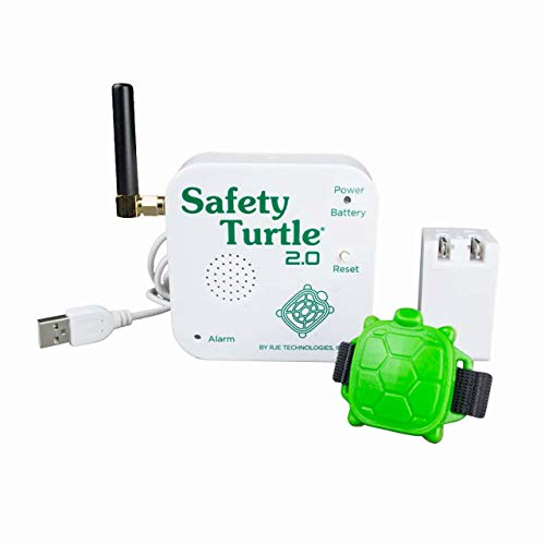 New Safety Turtle 2.0 Child Immersion Pool/Water Alarm Kit