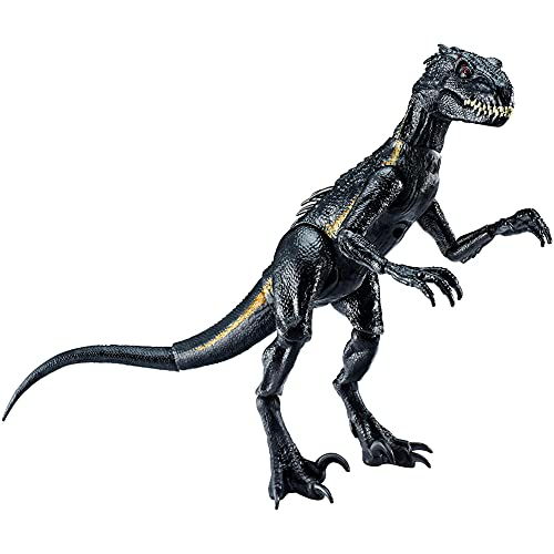 likayin Jurassic World Toy 6Inch Jurassic Park Dinosaurs Toy Joint Movable Chomping Action Figure Classic Great Toys for Kids Educational & Home Decoration