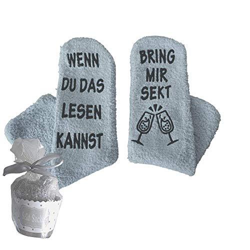 Rocking Socks Sekt Socken