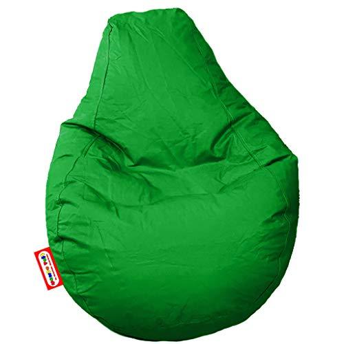 Puff Pera Mediano, Verde Perico