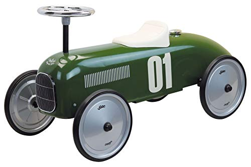 Vilac 50836 - Correpasillo Coche Vintage, Color Verde