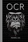 Obstacle Course Racing Training Log: OCR Workout Journals for OCR Athletes Track Your Training 6x9 in 200 Pages
