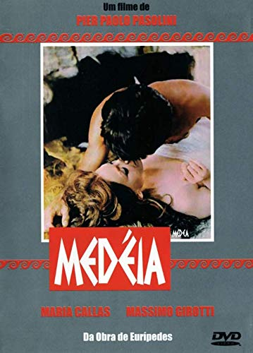 Medéia - A Feiticeira do Amor - Ed. Versátil Restaurada ( Medea )