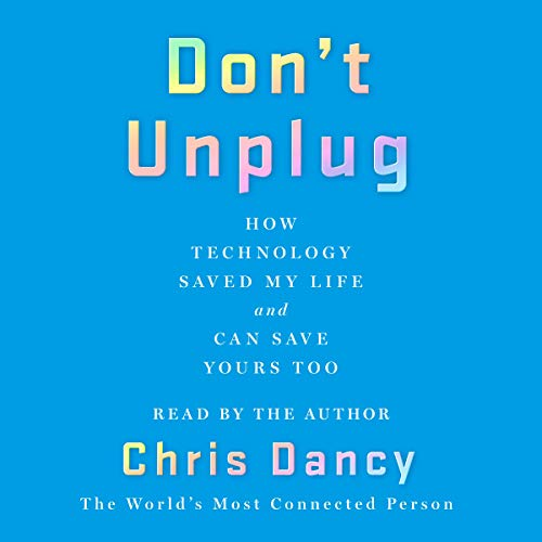 Don't Unplug audiobook cover art