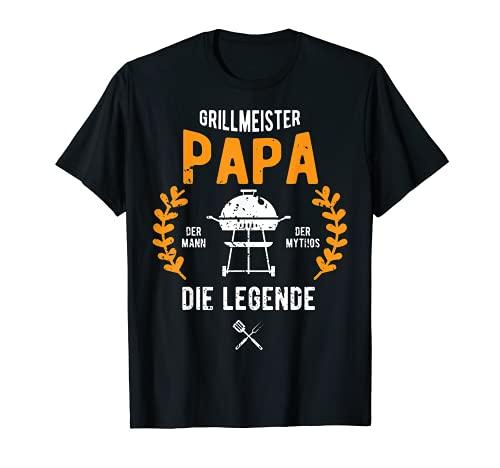 Herren Grillmeister Papa | Grill...