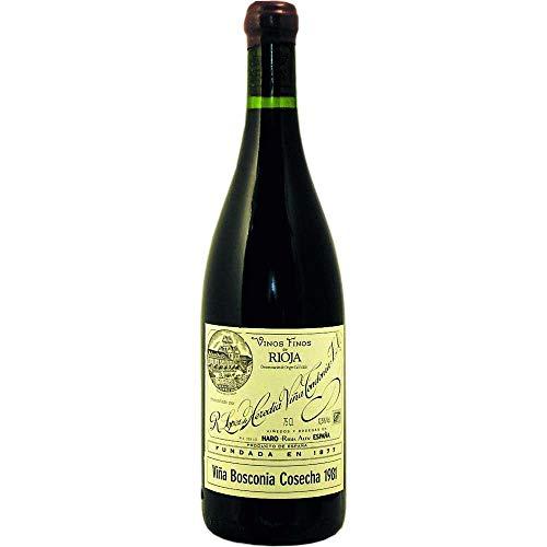 Vina Bosconia Gran Reserva 1981 Rioja Gran Reserva DO Rotwein trocken Lopez de Heredia Vina Tondonia Spanien 750ml-Fl (370.67€/L)