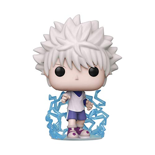 Funko Pop! Animation: Hunter x Hunter - Killua Zoldyck, Multicolor
