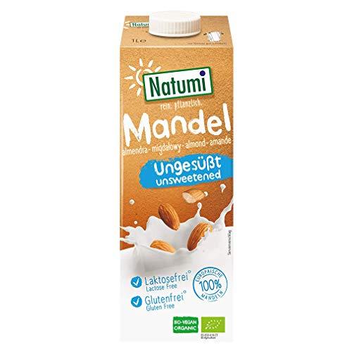 Natumi Bio Mandeldrink 1 Liter (ungesüßt)