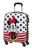 American Tourister Disney LegendsSpinner S, Equipaje infantil, 55 cm, 36 L, Multicolor (Minnie Dots)