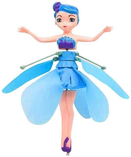HAIDEL Flying Fairy Toys for Girls Kids Doll Teen Toys, Ballet Girl Flying Princess Doll Best Magic Gift for 6 Year Old Girl Kids Toy Birthday Present