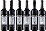 Altos De Tamaron Crianza Tinto D.O. Rib. Duero Vino - Paquete de 6 x 750 ml - Total: 4500 ml