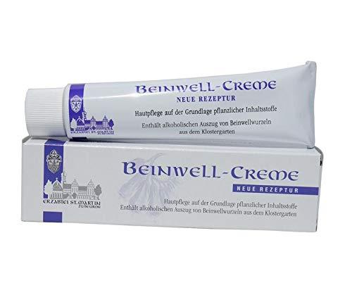 Beinwell-Creme- naturrein, mit hohem Anteil an Kräuterauszügen