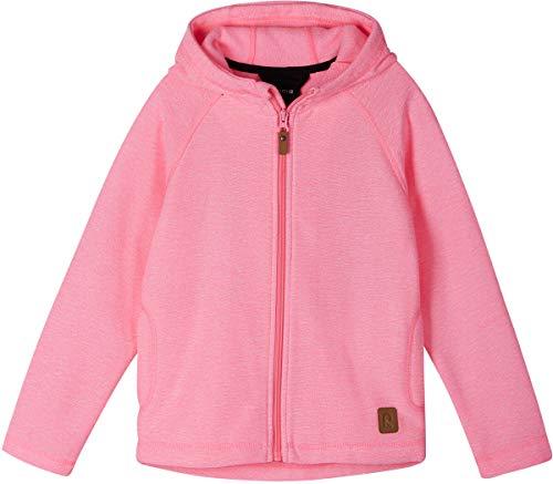 Reima Haave Sweater Kinder neon pink Kindergröße 158 2021 Jacke