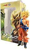 QI-Shanping Dragon Ball Super Saiyan 1 Son Goku: Dragonball Super Masterlise Battle Statue Vegeta Action Table