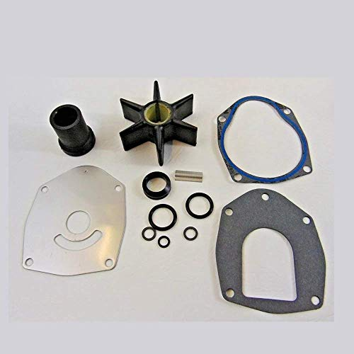 Wasserpumpe Impeller Kit Mercury Mariner Außenborder 40 PS 45 PS 50 PS 60 PS 70 PS 47-43026Q06