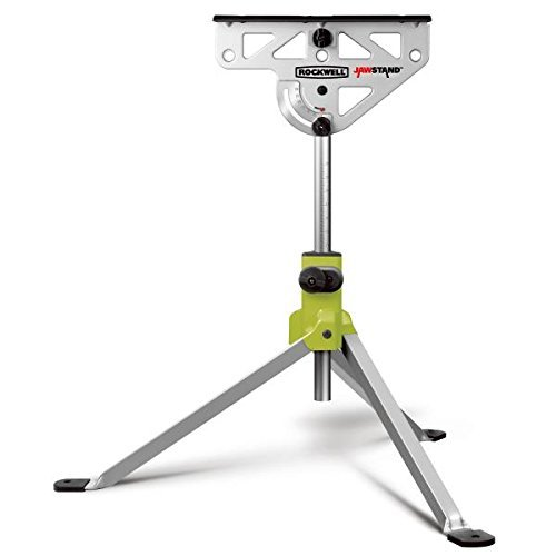 Rockwell JawStand RK9033 Tragbarer Arbeitsständer mit Klemm-, Dreh- und reibungsarmer Funktion