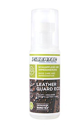 Fibertec Leather Guard Eco Schuhpflege, transparent, 100 ml