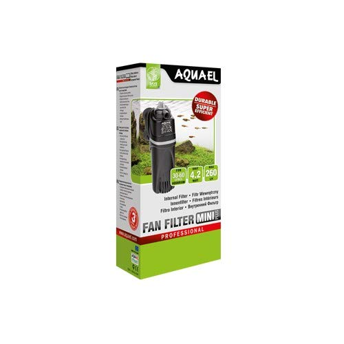 Aquael Fan Mini Plus Innenfilter für Aquarien 260L/H - 4