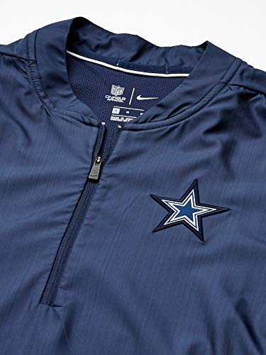 Dallas Cowboys Nike Lockdown Jacket