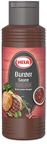 Hela Burger Sauce, 6er Pack (6 x 339 g)