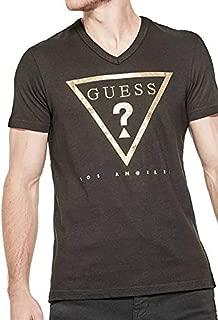Guess V Neck T-Shirt For Men