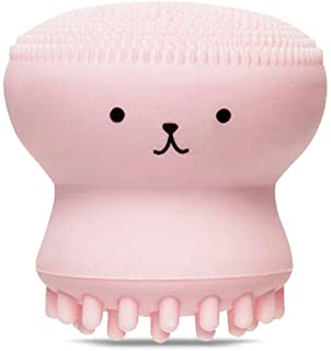 ETUDE HOUSE My Beauty Tool Jellyfish Silicon Brush - All in One Deep Pore Cleansing Sponge & Brush, For Exfoliating, Massa...