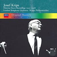 Josef Krips: Historic Decca Recordings 1950-1958 by Josef Krips (2003-03-31)