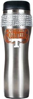 NCAA Tennessee Volunteers Stainless Steel Jeweled Travel Mug