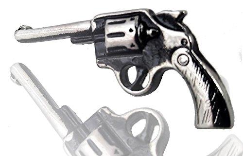 Daywalker Bikestuff Waffen Pin Anstecker Winchester,Colt oder Luger 08 Parrabellum (Colt)